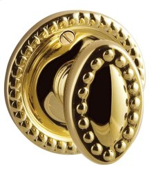 Lifetime Polished Brass 6764 Turn Piece