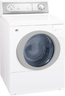 Frontload Rear Control Washer