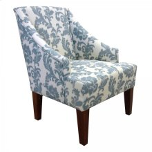 Ikat Fabric Accent Chairs