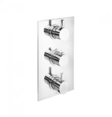 Techno - Techno Trim Plate - Polished Chrome
