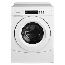 """Whirlpool® 27"""" High-Efficiency Energy Star®-qualified Front-Load Commercial Washer - White"""