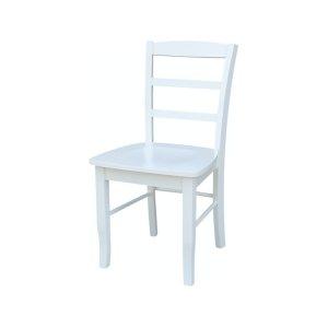 JOHN THOMAS FURNITUREMadrid Chair in White