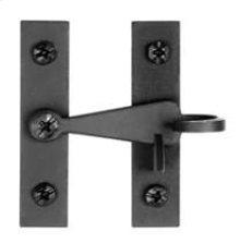 Cabinet Latches - Flush Door
