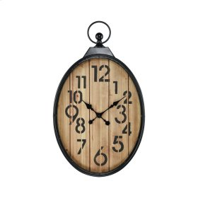 Near North Wall Clock