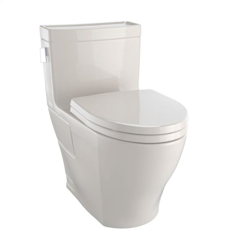 Legato™ One-Piece Toilet, 1.28GPF, Elongated Bowl - Bone