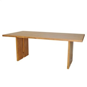 "Norwood 79"" Rech. Dining Table, Natural"