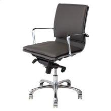 Carlo Office Chair  Grey