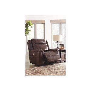Ashley FurnitureSIGNATURE DESIGN BY ASHLEPwr Recliner/adj Headrest