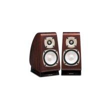 2-Way Bass Reflex Speakers