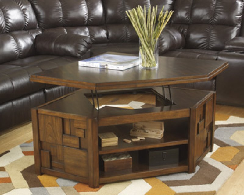 ASHLEYFURNITURETBARSTROM In By Ashley Furniture In Houston TX - Ashley center table