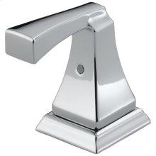 Chrome Metal Lever Handle Set - 2H Lavatory