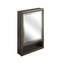 "Toledo 20"" Medicine Cabinet - Driftwood Gray"