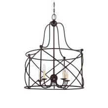 Seneca 5 Light Pendant