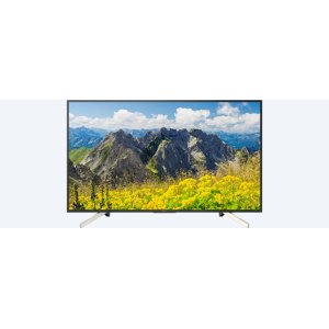 SonyX750F  LED  4K Ultra HD  High Dynamic Range (HDR) Smart TV (Android TV)
