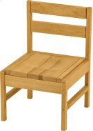 Dining/Desk Chair, Wood Product Image