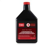 Toro SAE 30 4-Cycle Lawnmower Oil (18 oz.) (Part # 38916)