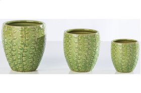 Beanstalk Cachepot - Set of 3