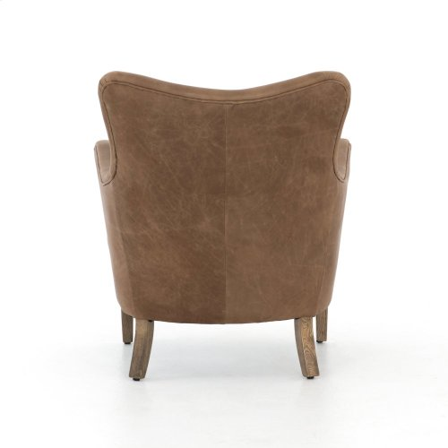 Natural Washed Sand Cover Desmond Chair