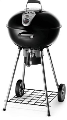 "22"" Charcoal Kettle Grill, Black Grill Black , Charcoal"
