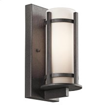 Camden Collection Camden 1 Light Outdoor Wall Lantern - AVI