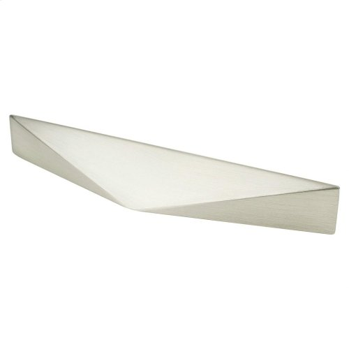Facet 96mm CC Brushed Nickel Pull