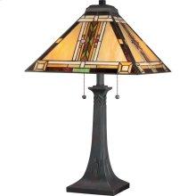 Navajo Table Lamp in null
