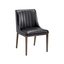 Halden Dining Chair - Black