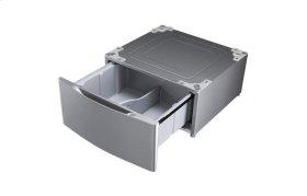 Laundry Pedestal - Graphite Steel