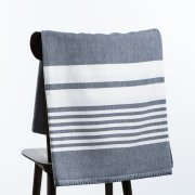 Helena Throw - Navy Product Image