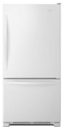 *SCRATCH AND DENT* Whirlpool® 19 cu. ft. Bottom-Freezer Refrigerator with Freezer Drawer