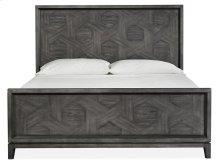 Complete Queen Pattern Bed