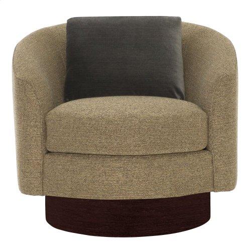 Camino Swivel Chair in Mocha (751)