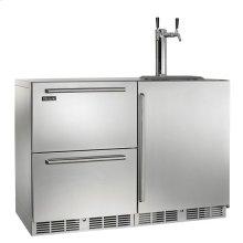 "48"" Signature Series Refrigerator/Beer Dispenser"