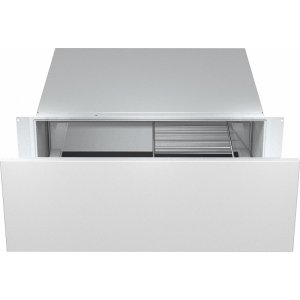 MIELEESW 6380 30 inch warming drawer with 10 13/16 inch front panel height with the low temperature cooking function - much more than a warming drawer.