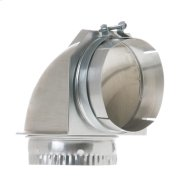 Dryer Vent Close Elbow Product Image