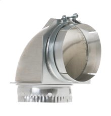 Dryer Vent Close Elbow