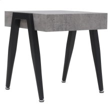 Lisson Accent Table in Cement