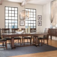 Dining - Hayden Trestle Table Product Image