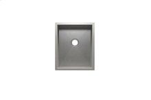 "UrbanEdge® 003616 - undermount stainless steel Bar sink , 12"" × 15"" × 7"""