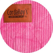 Full Cover - Corduroy - Pink