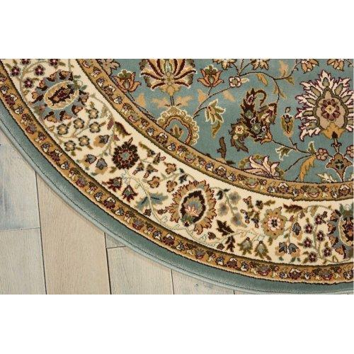 Kathy Ireland® Home Antiquities Ant04 Slate Blue
