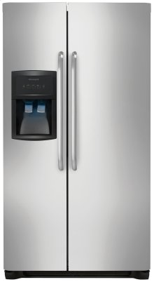 Frigidaire 22.6 Cu. Ft. Side-by-Side Refrigerator