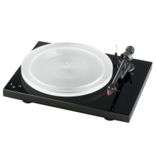 Black- Turntable for vinyl on Sonos.