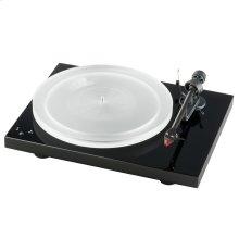 Black- Turntable for vinyl on Sonos.