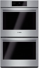 """30"""" Double Wall Oven 800 Series - Stainless Steel Product Image"""