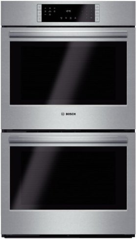"""30"""" Double Wall Oven 800 Series - Stainless Steel"""