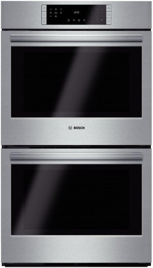 "30"" Double Wall Oven 800 Series - Stainless Steel"