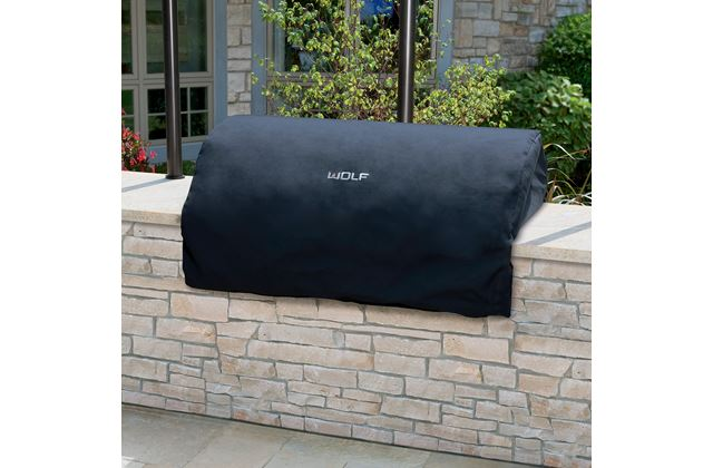 "Wolf30"" Outdoor Grill Built-In Cover"