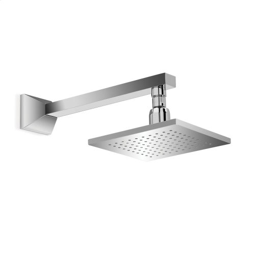 Lloyd® Rain Showerhead 8 - Polished Nickel