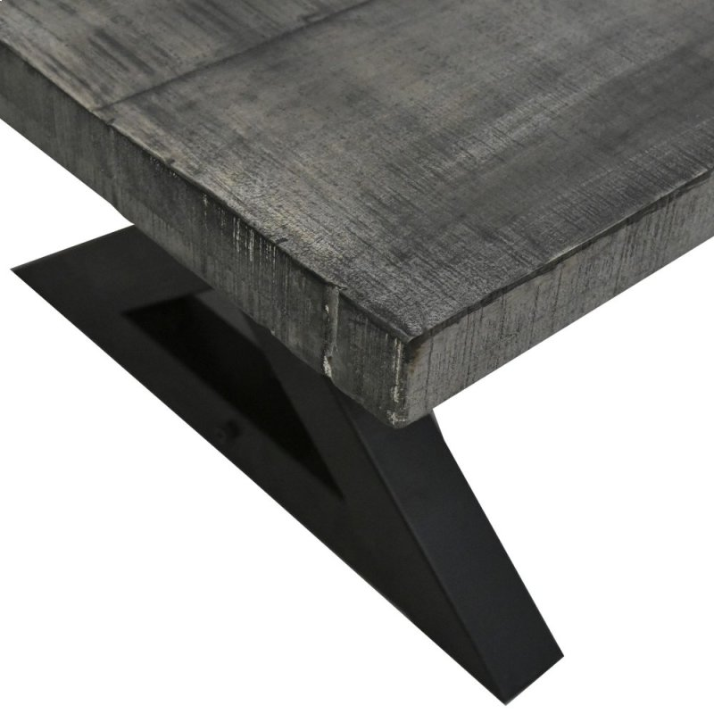 Distressed Gray Coffee Table.Zax Coffee Table In Distressed Grey